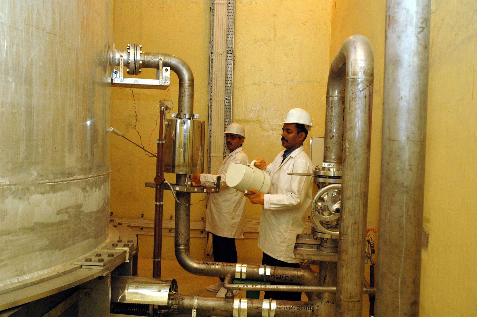 NICHT MEHR VERWENDEN! - Atomenergie / Indien / Thorium