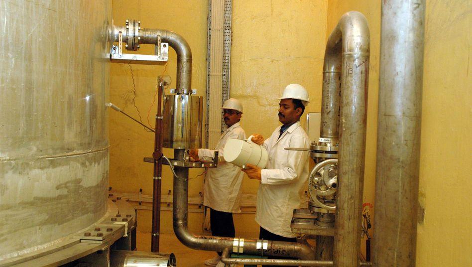 Atomforschung in Indien: Leichter verfügbarer Brennstoff