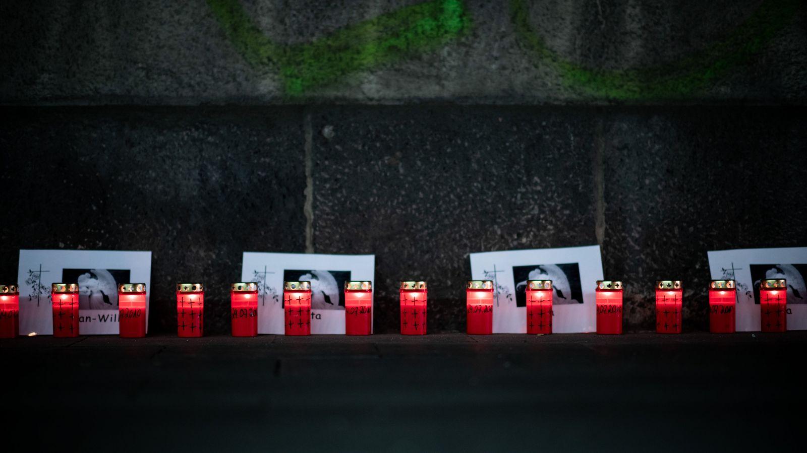 «Nacht der 1000 Lichter» zum 10. Jahrestag der Loveparade