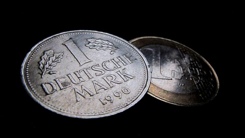 Münze mit sentimentalem Wert: 55 Prozent bis heute nicht umgetauscht