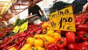 Inflation fällt nach Mehrwertsteuersenkung erneut unter null