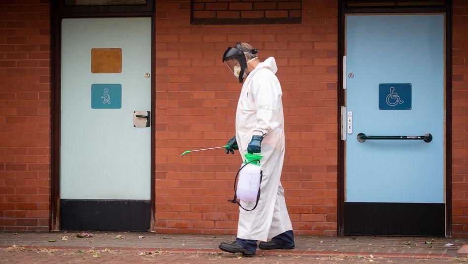 Leicester riegelt sich ab - bereits zum zweiten Mal in der Coronakrise