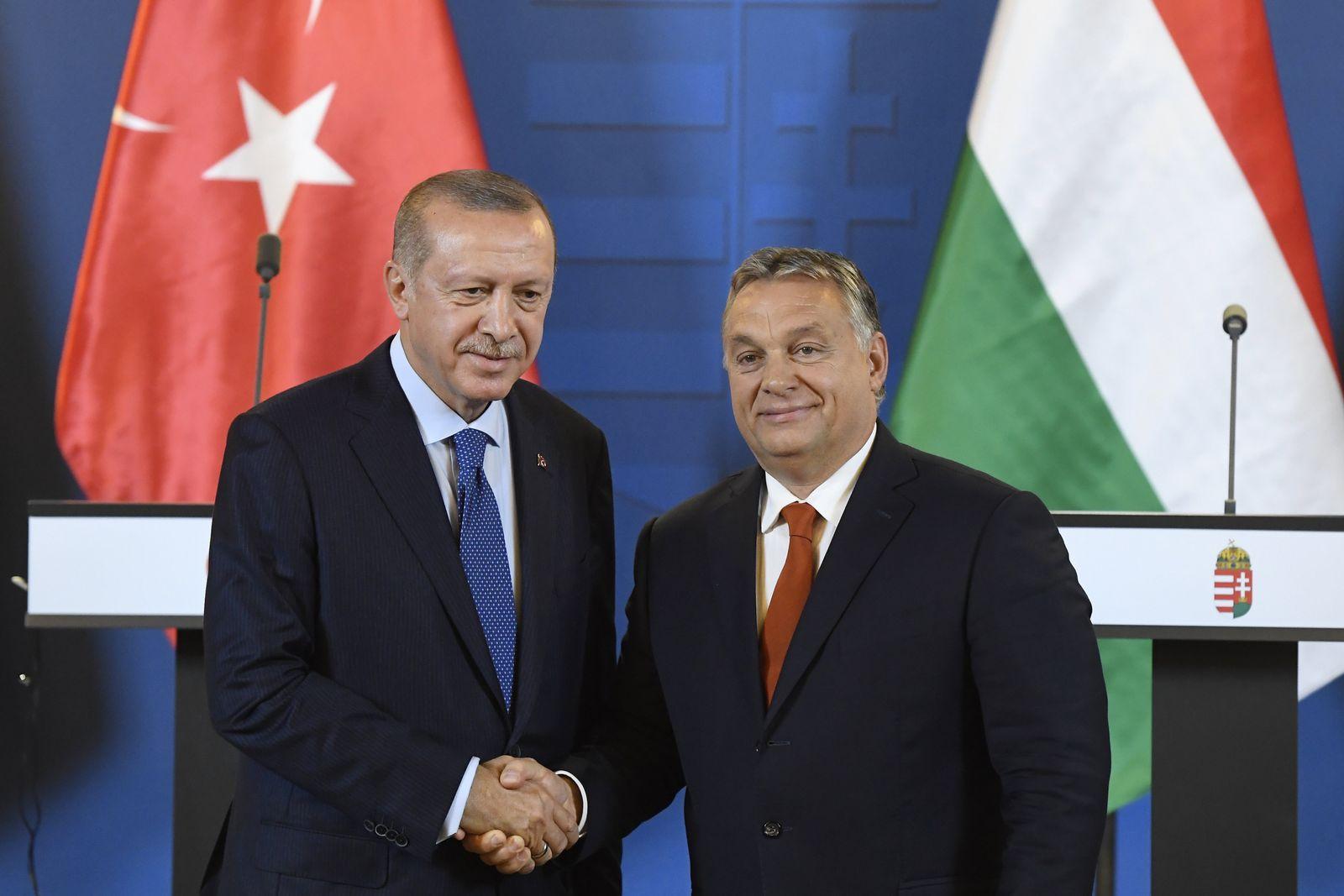 Orban Erdogan / 2018