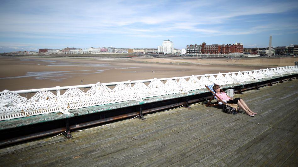 Idylle von Blackpool: Ein Hotel erhebt Strafgebühren für Bewertungen