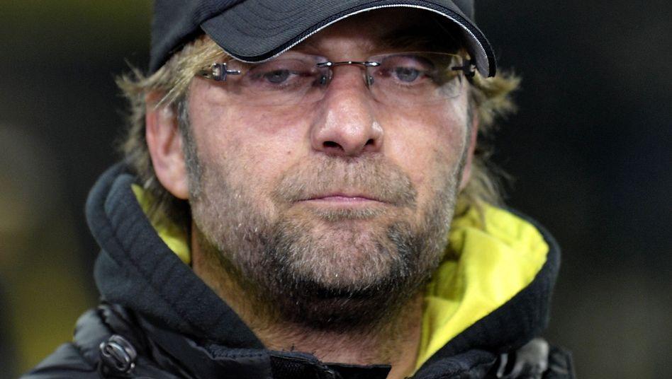 """BVB-Trainer Klopp: """"Da hab' ich Bock drauf wie Zahnweh"""""""