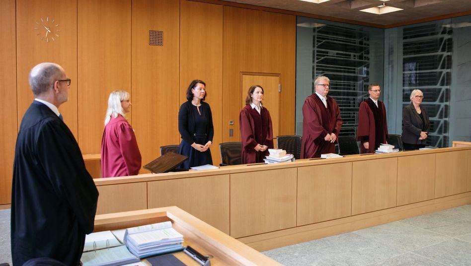 Vorsitzender Richter am Bundesarbeitsgericht