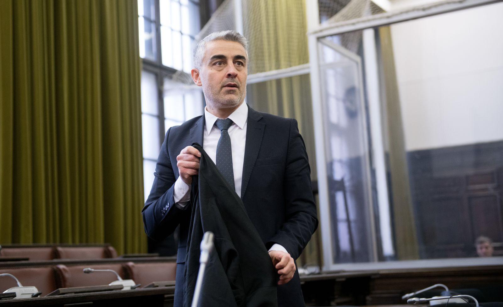 Anwalt Mustafa Kaplan