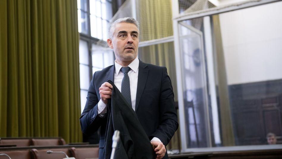 """Mustafa Kaplan (Archiv): """"Angst habe ich nicht"""""""