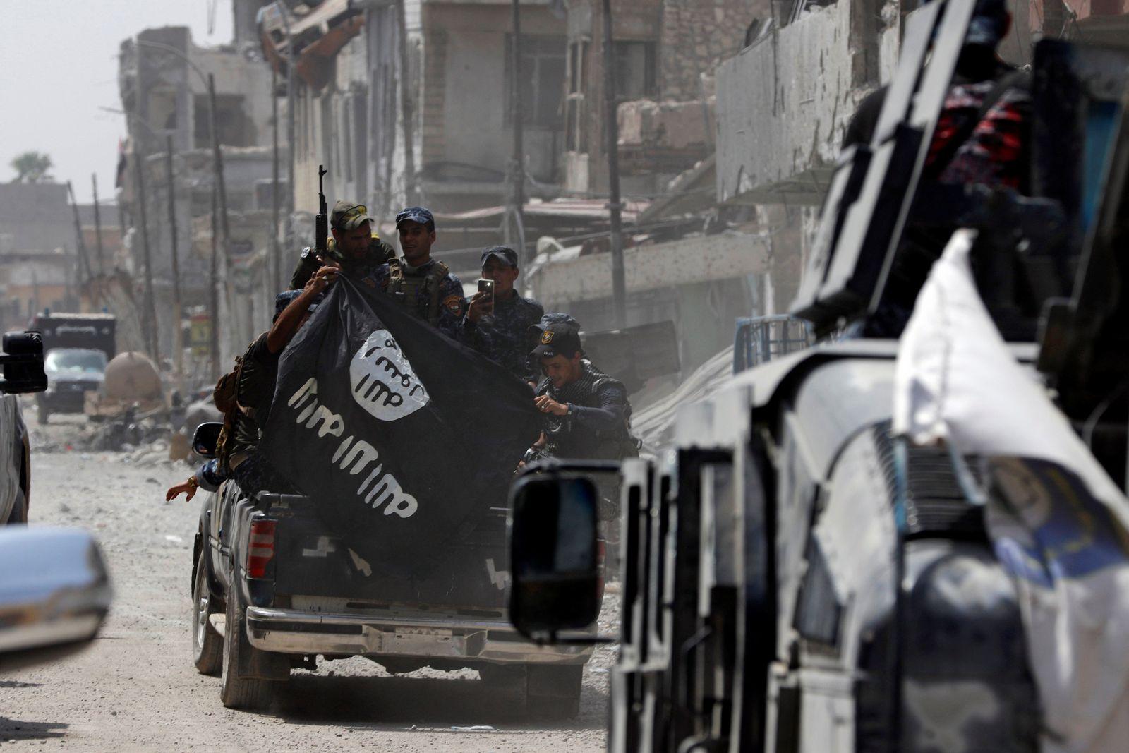 IS/Irak/Mossul