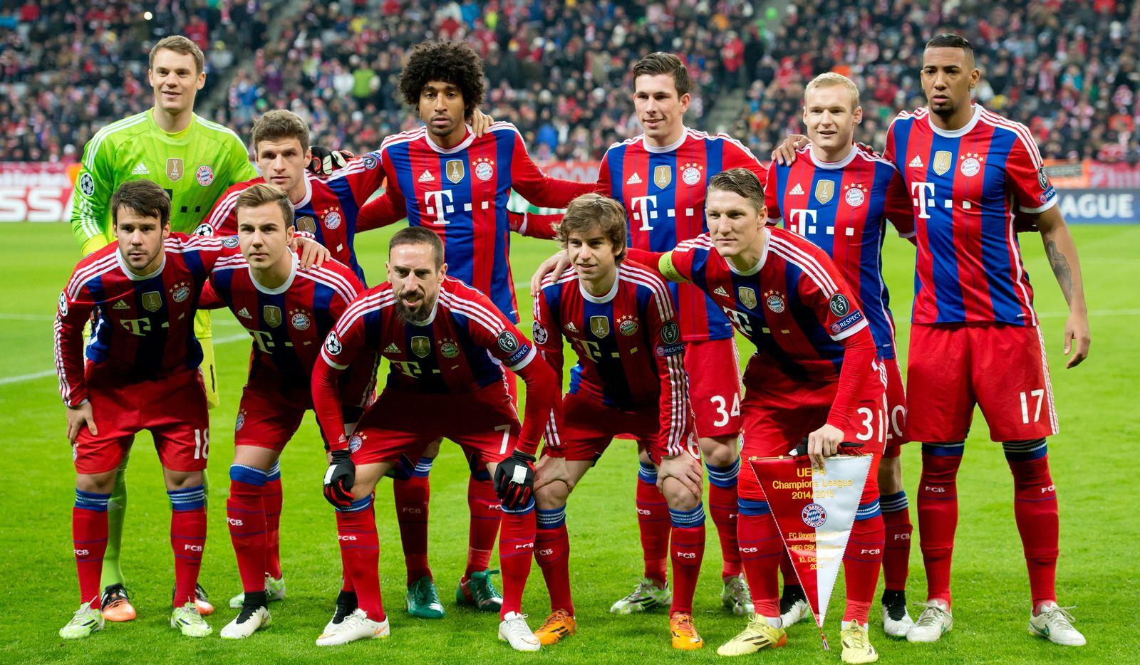 Bayern München - ZSKA Moskau