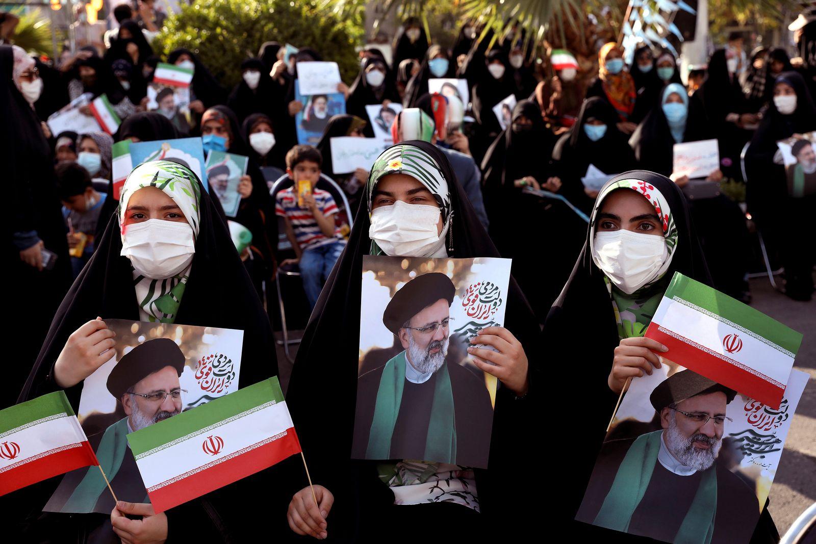 Vor der Präsidentenwahl im Iran