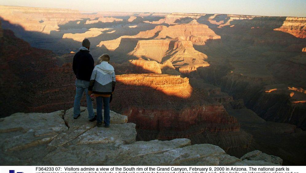 Grand Canyon: Naturwunder mit langer Geschichte