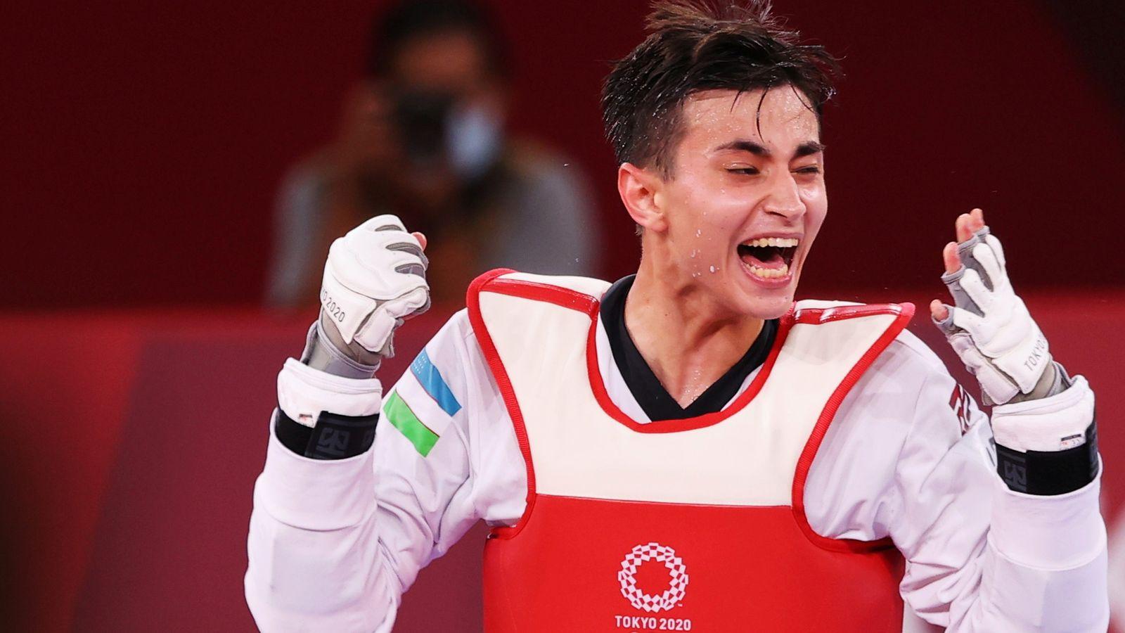 Taekwondo - Taekwondo - Men's Featherweight 58-68kg - Semifinal