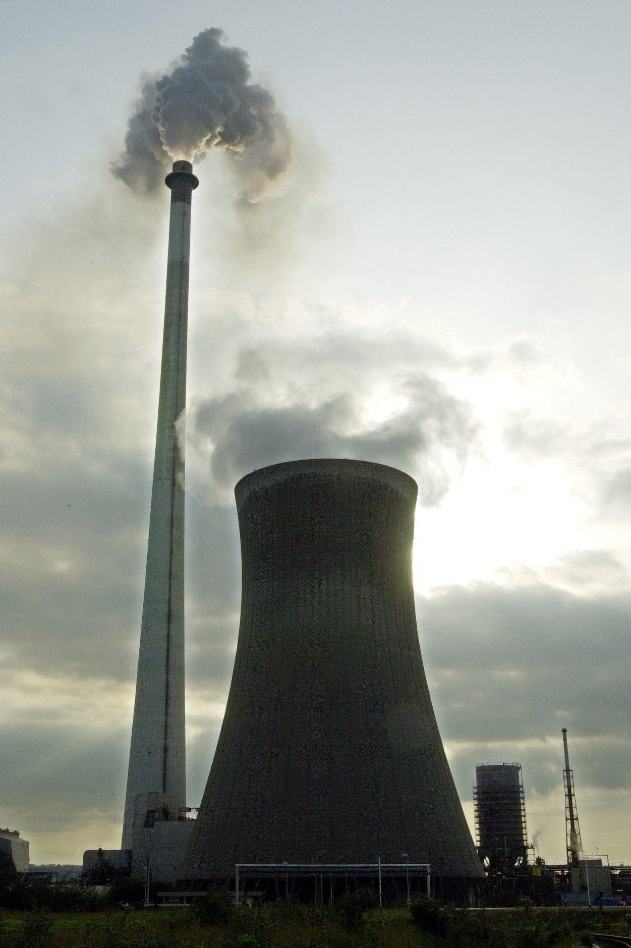 DDR-Geld wird im Kraftwerk Buschhaus verbrannt