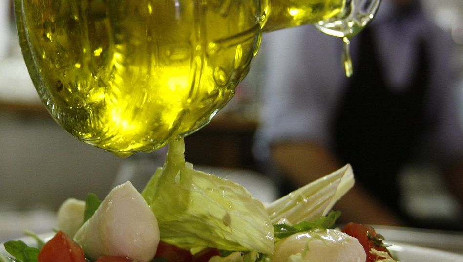 Olivenöl: Selbsttherapien aus dem Internet können manchmal böse enden