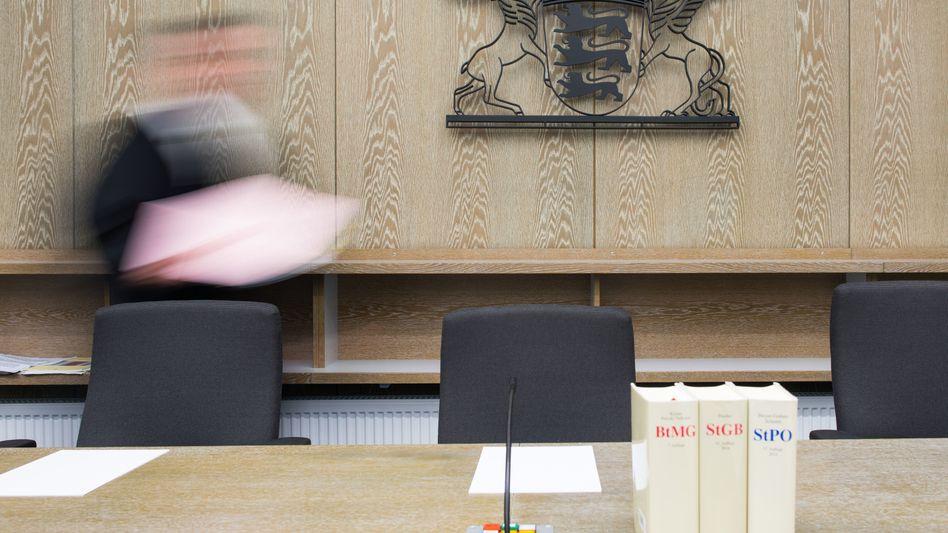 Landgericht Mannheim (Archiv)