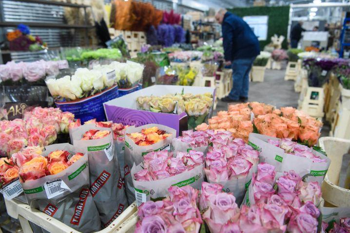 Pünktlich zum Valentinstag dürfen Blumenläden in Niedersachsen auf die Wiedereröffnung hoffen