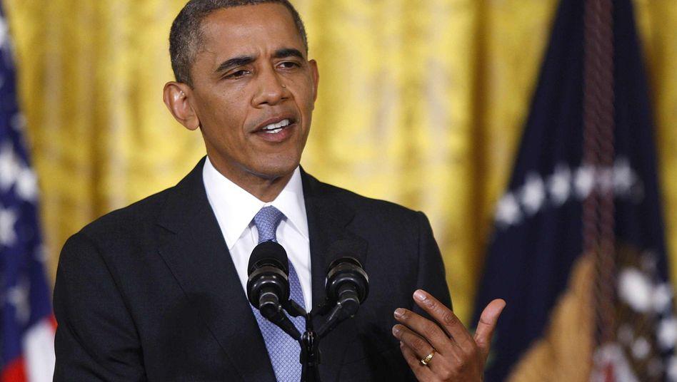 Obama: Kampf um jede Stimme im US-Kongress
