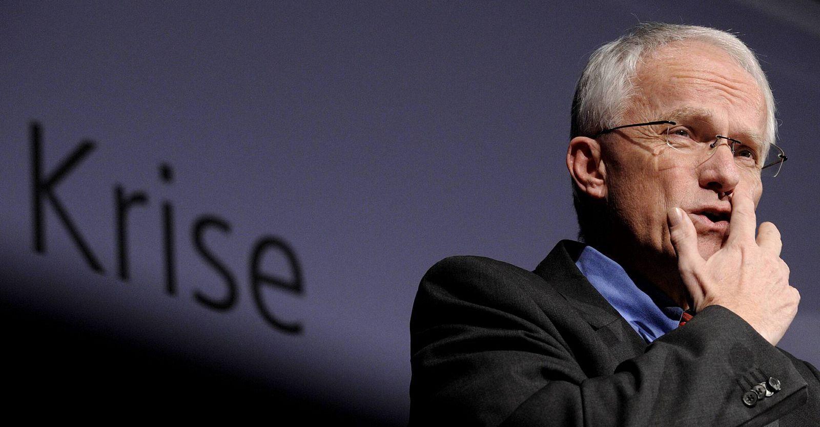 NICHT VERWENDEN Ruettgers kandidiert nicht mehr als NRW-Ministerpraesident