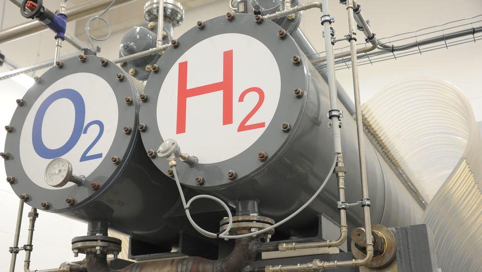 Brennstoffzellen-Lkw (Designstudie) auf Nutzfahrzeugmesse in Atlanta (2019):Hype um H²