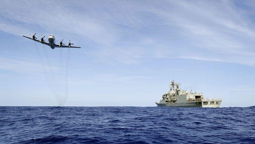"""Suche nach MH370: """"Gewaltige Aufgabe"""""""