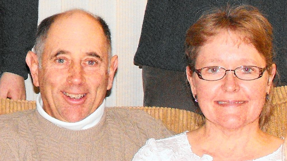 Ehepaar Chretien: Vermisst in der Wildnis