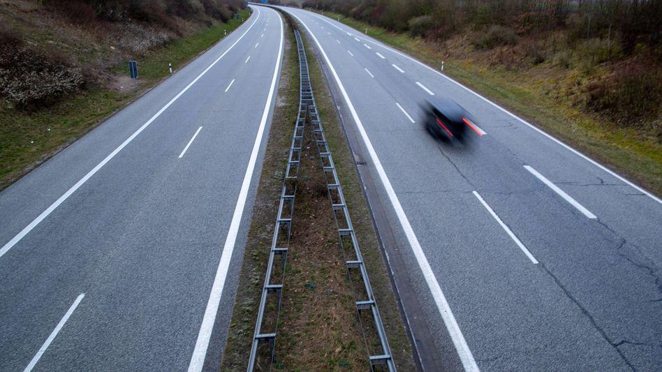 Autobahn (Symbolbild): Nicht als Radweg geeignet