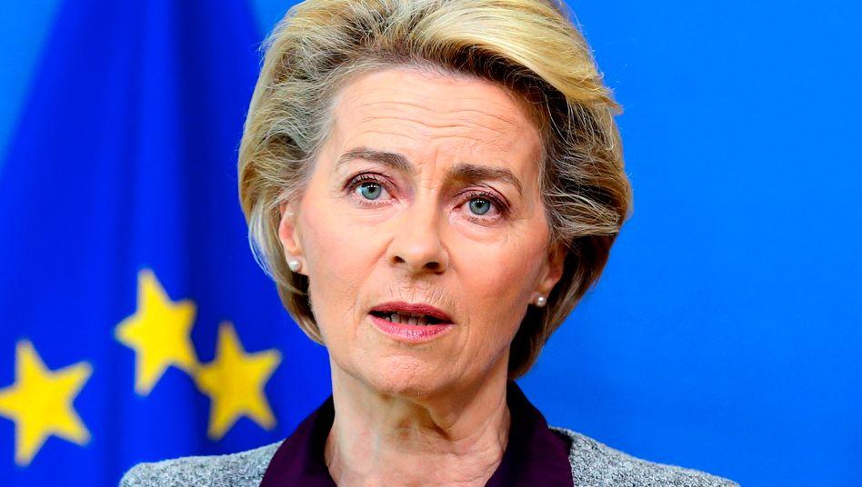Ursula von der Leyen: CO2-Reduktion um 55 Prozent?
