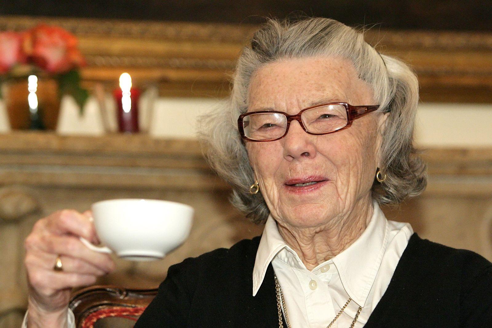 Rosamunde Pilcher wird 85