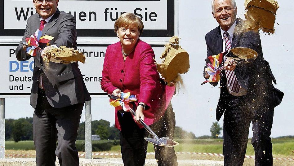 Straßenbauer Merkel, Ramsauer(*): Verräterische Projektliste