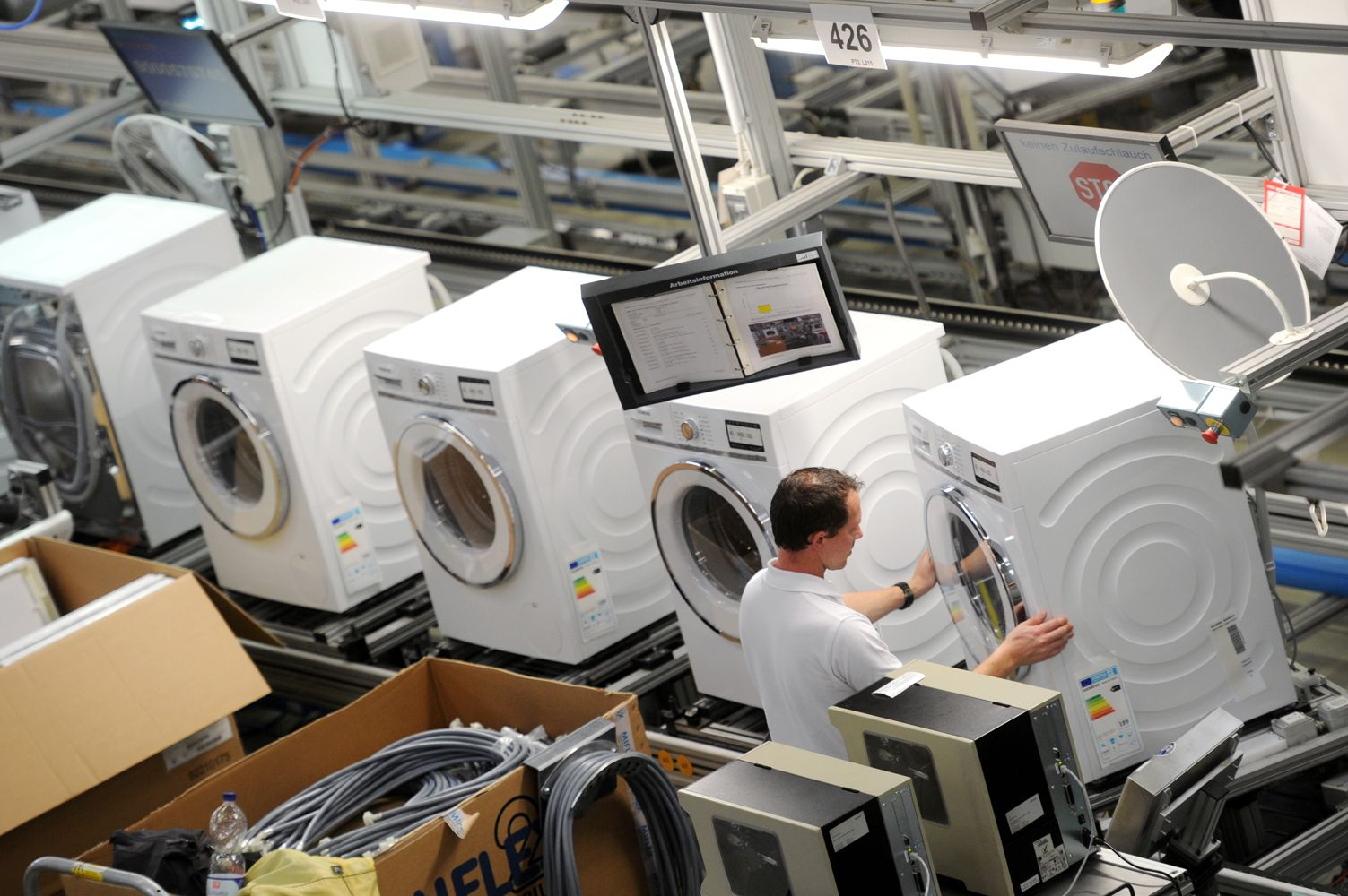KaSP Wäsche Waschmaschine