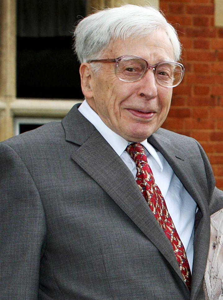 Robert Edwards auf einer Aufnahme aus dem Jahr 2008. Der Pionier der künstlichen Befruchtung ist 2013 gestorben.