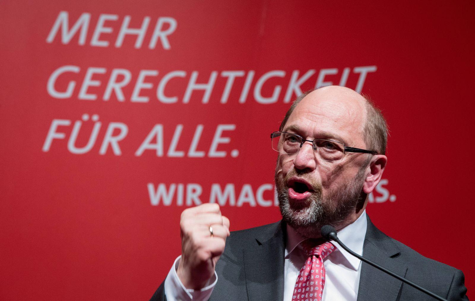 Martin Schulz / Gerechtigkeit