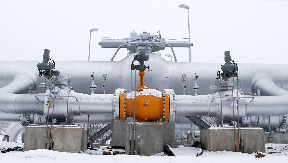 Gas-Pipeline: Abhängigkeit von Russland wird größer
