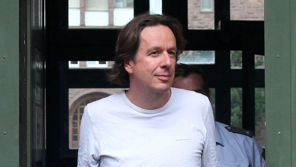 Gerichtsentscheid in Karlsruhe: Jörg Kachelmann ist frei