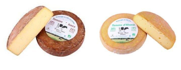 EINMALIGE VERWENDUNG Rückruf: Listerien in Rohmilch SchnittkÃ?se âTomme dâAlsaceâ aus Frankreich