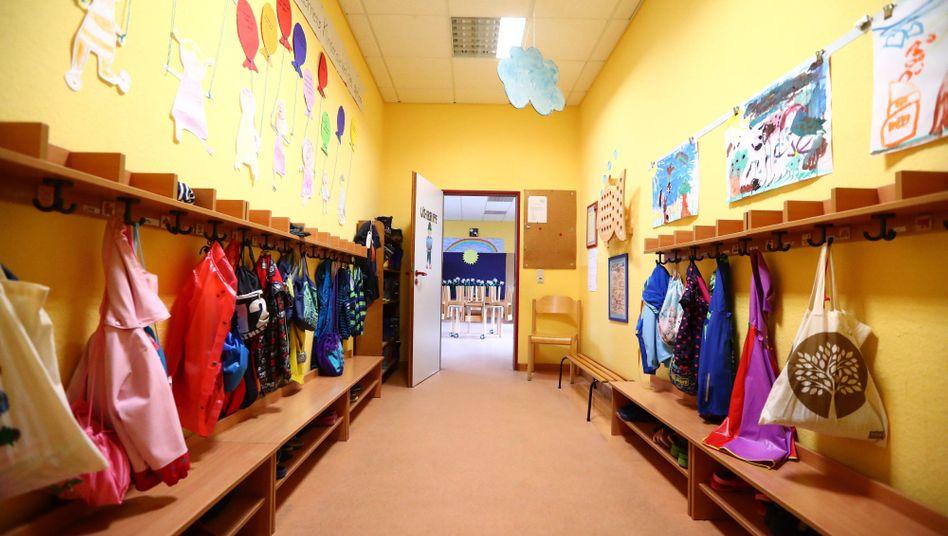Leere Kindertagesstätte