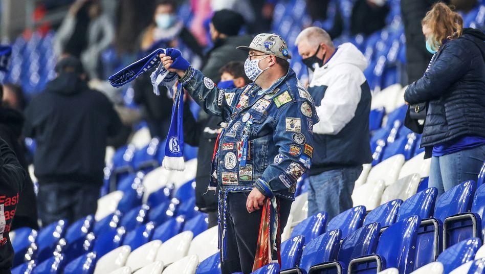 Schalker Fans: Wird man sie künftig nicht mehr in der Bundesliga sehen?