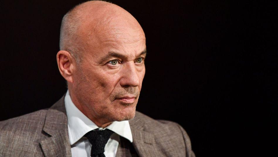 Schauspieler Heiner Lauterbach