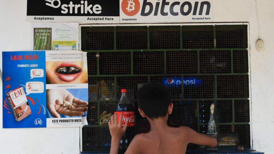 Neue Normalität? Das neue Gesetz verpflichtet Händler im ganzen Land, auch digitales Geld entgegenzunehmen