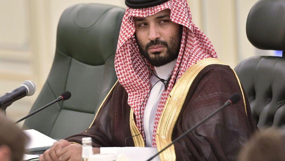 Mohammed bin Salman: Saudi-Arabiens Kronprinz