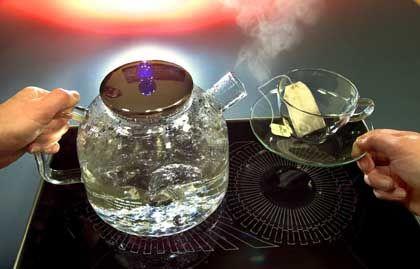 Zuviel Teewasser: Platz zwei auf der Liste der Alltags-Energiesünden in Großbritannien