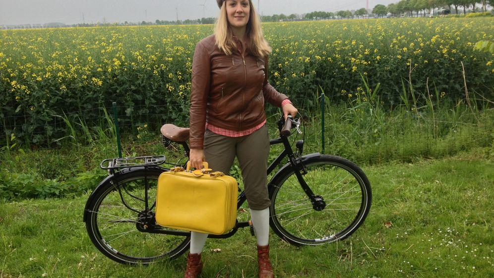 Radtour durch Deutschland: Gedichte auf der Walz