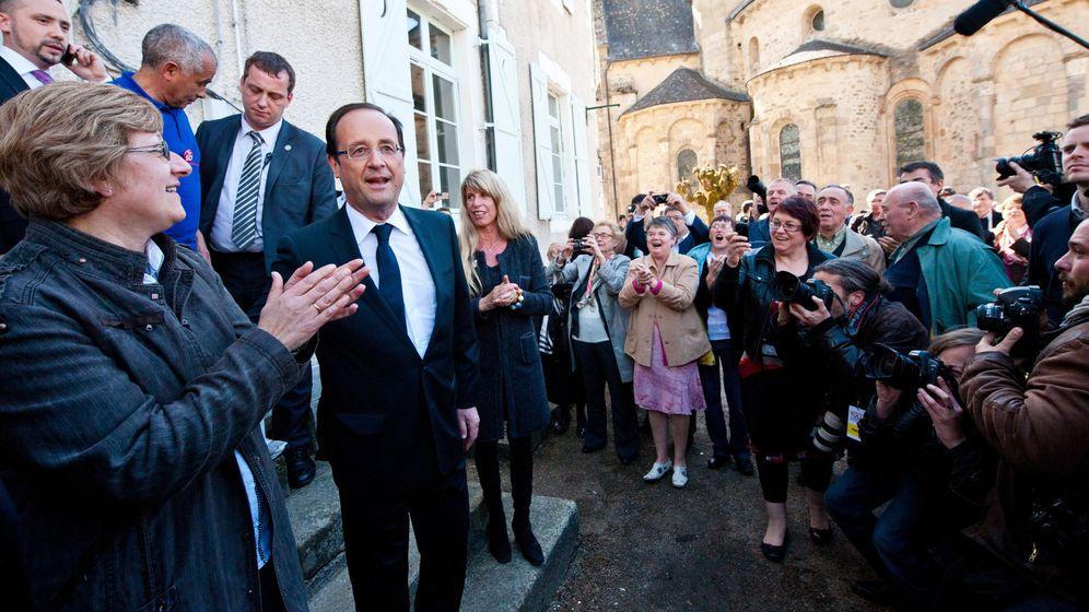 François Hollande: Triumph bei der Präsidentschaftswahl