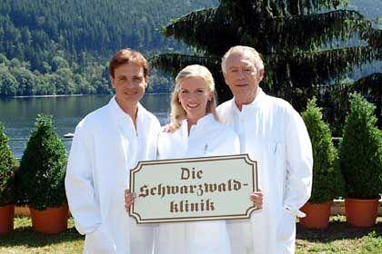 Schwarzwaldklinik reloaded: Im Februar 2005 lief im ZDF ein Nachfolger der extrem beliebten deutschen Fernsehserie