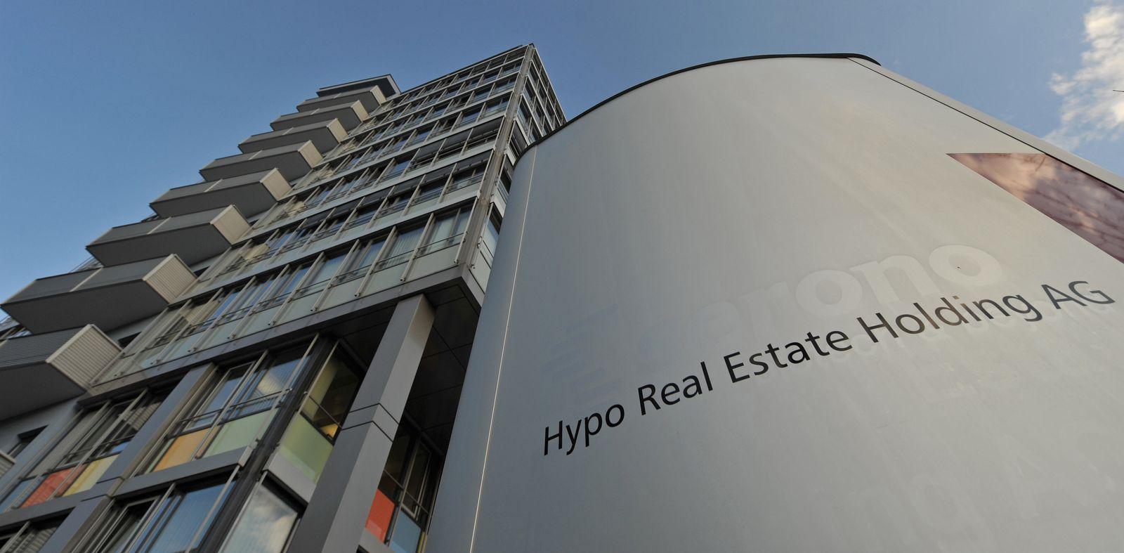 Hypo Real Estate droht Scheitern beim Banken-Stresstest