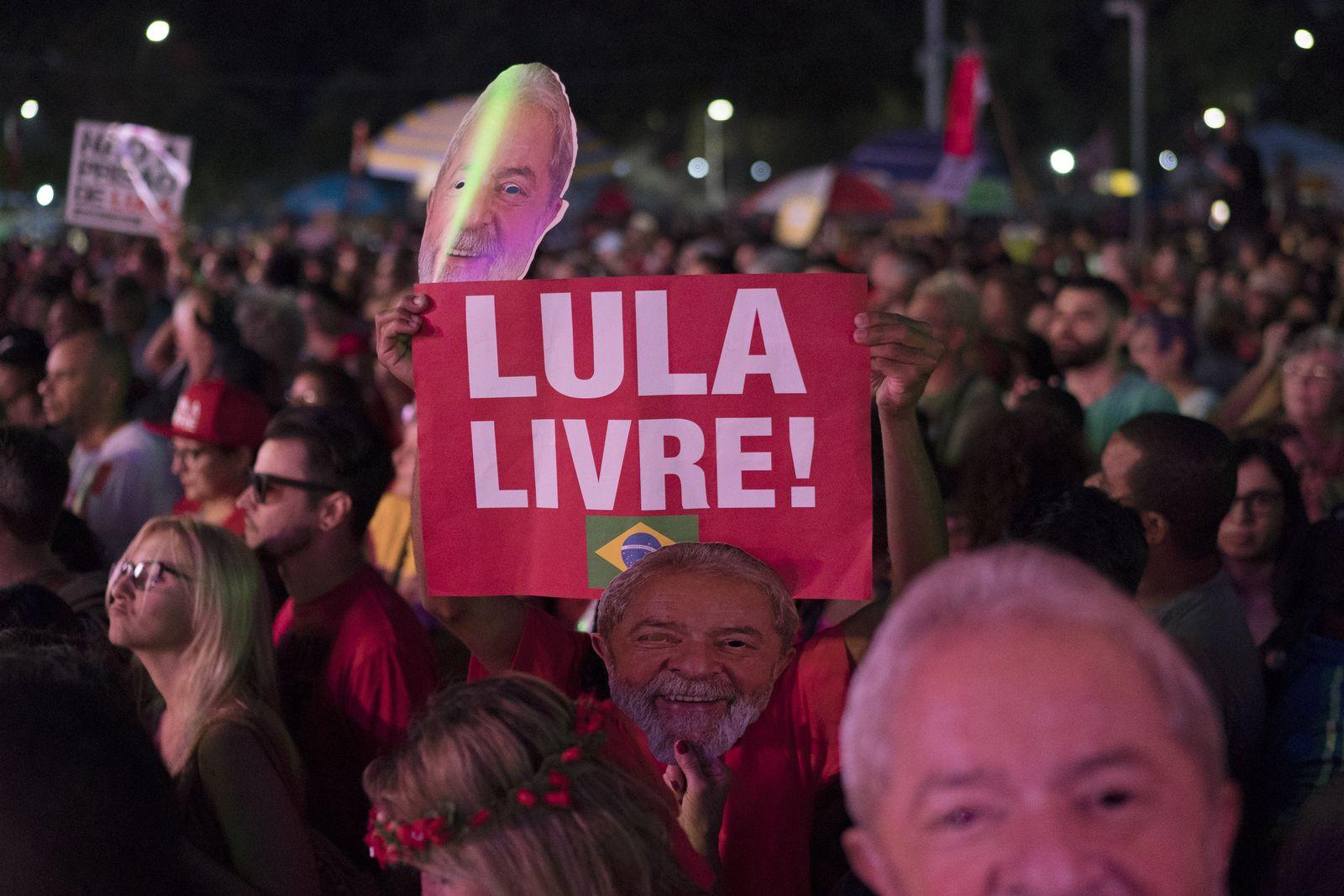 Brasilien Lula