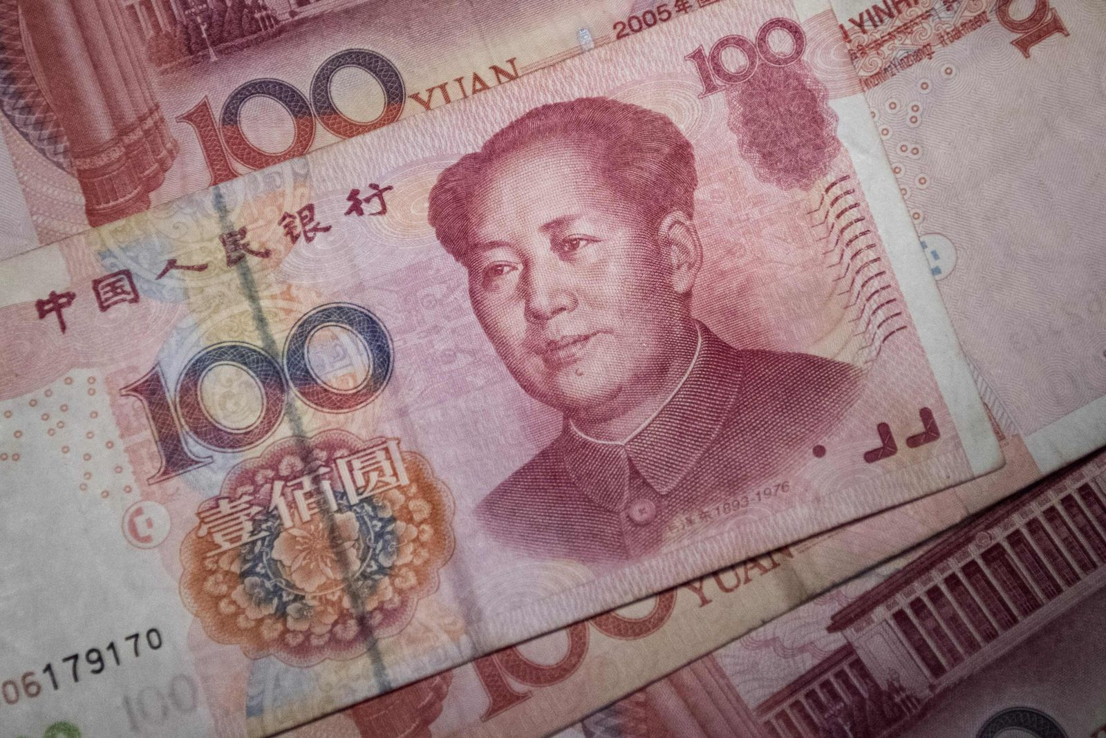 CHINA-ECONOMY-CURRENCY