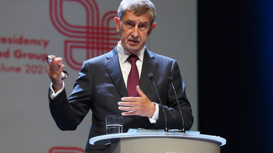 Tschechischer Premierminister Babis: Kabinett soll erneute Verhängung des Ausnahmezustandes beschließen