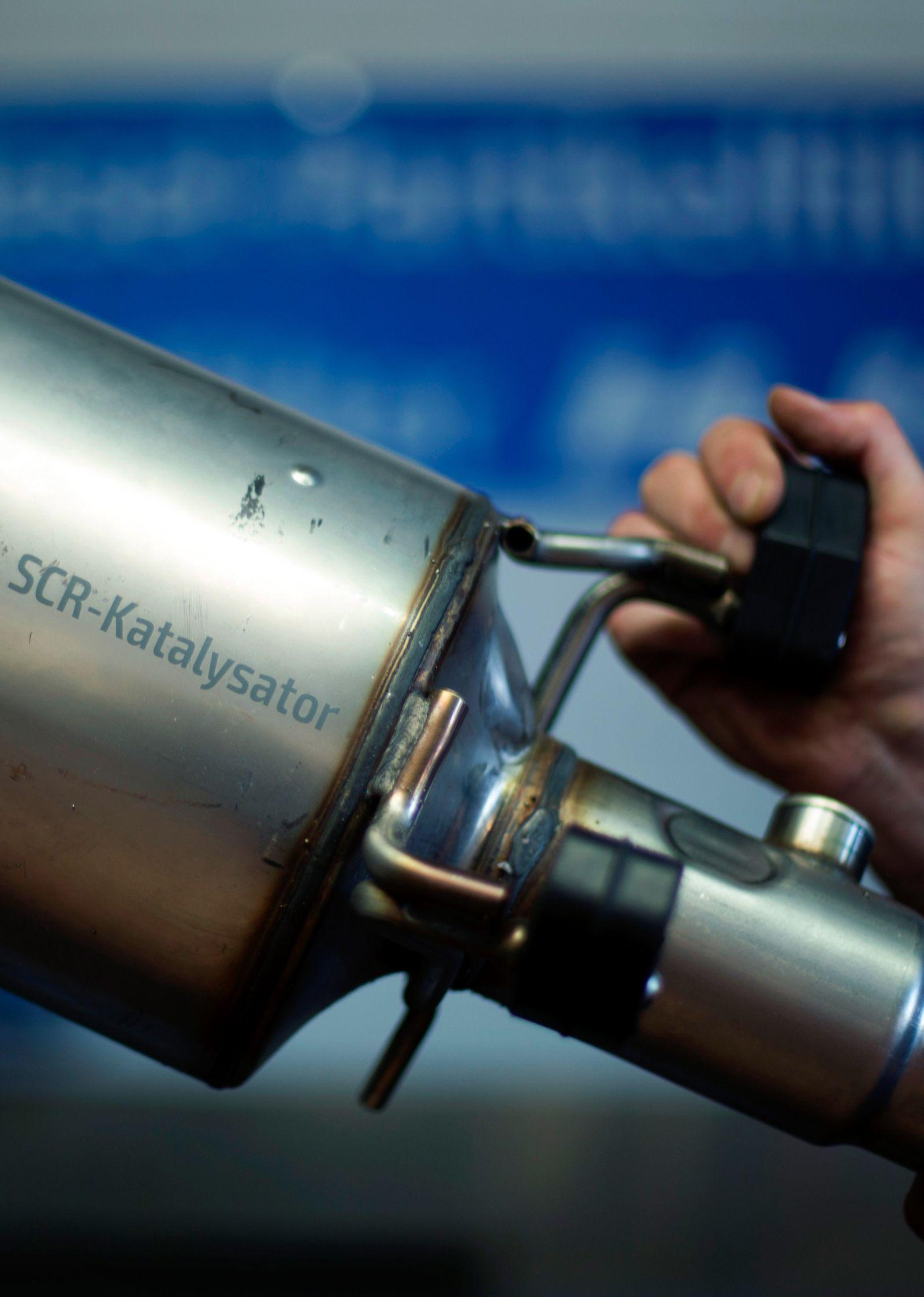 SCR-Katalysator